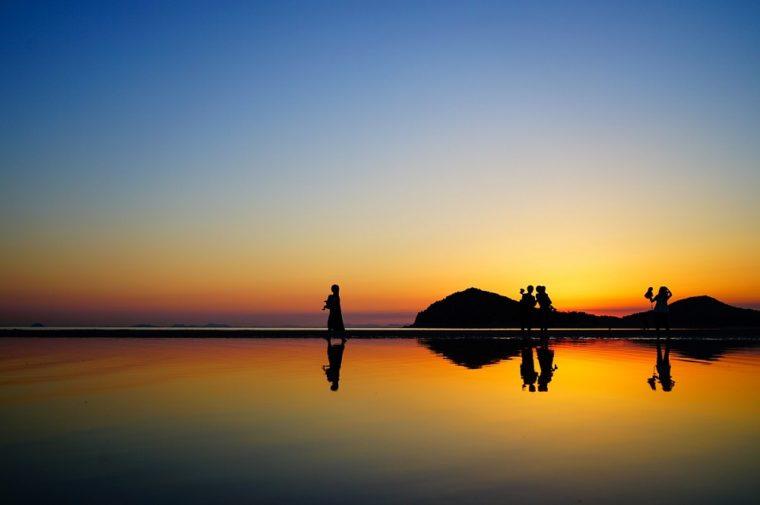 香川県の絶景「父母ヶ浜」
