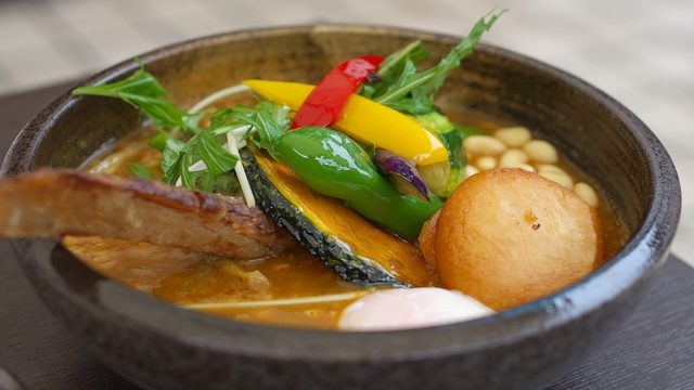 北海道旅行におすすめの札幌グルメ「スープカレー」