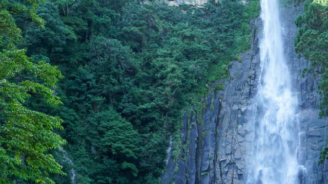 和歌山県熊野那智大社「那智の滝」