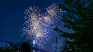 大阪|天神祭奉納花火
