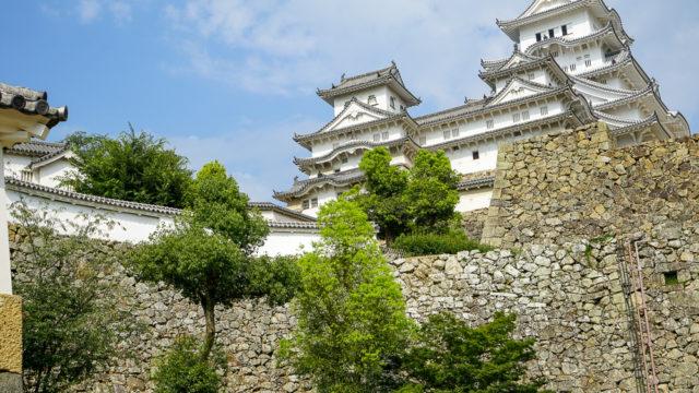 兵庫県の世界遺産「姫路城」