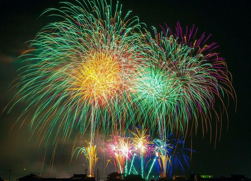 9月開催の全国花火大会