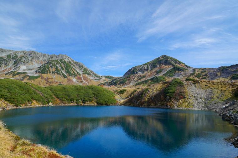 立山黒部アルペンルート|室堂・みくりが池
