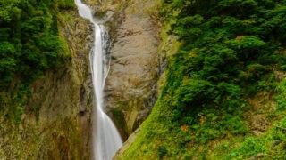 立山黒部アルペンルート旅行|称名滝