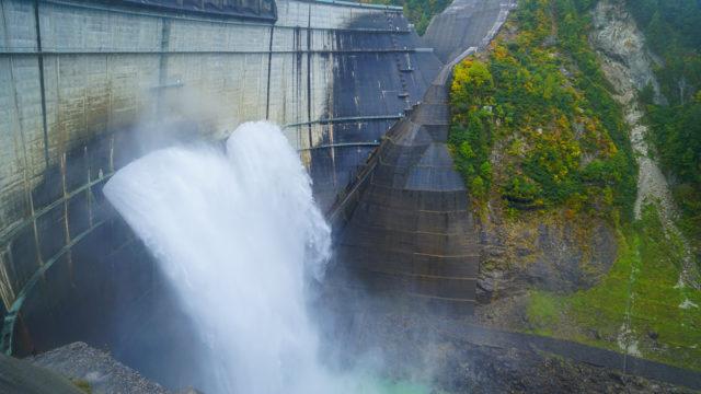 立山黒部アルペンルート旅行|黒部ダム