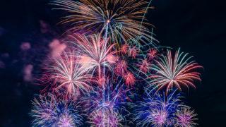 大阪の花火大会|泉州 光と音の夢花火