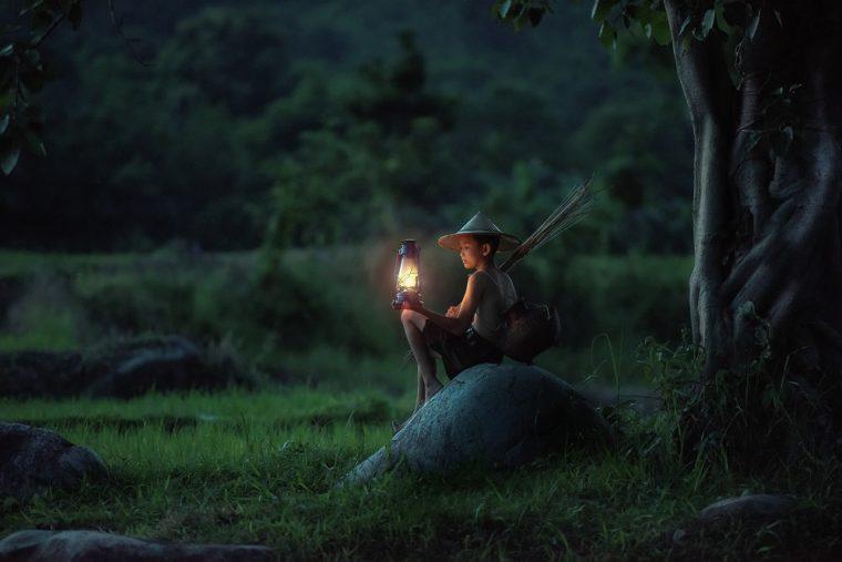 停電の備え|明かり・ランタン