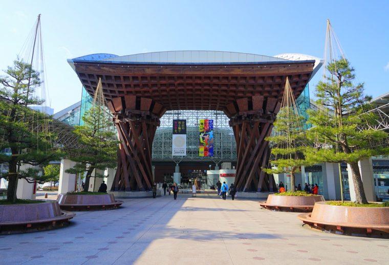 金沢旅行|金沢駅