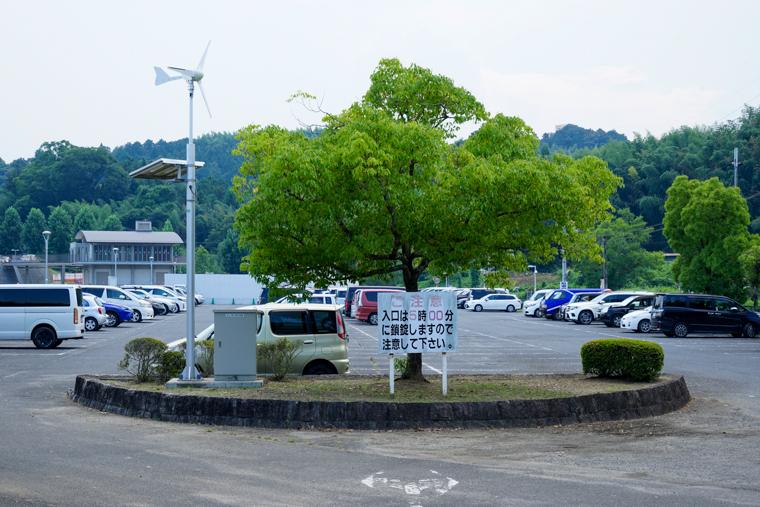 上野公園駐車場