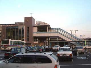 JR守山駅