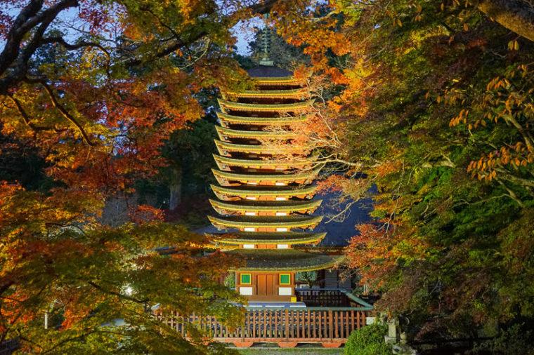 関西・奈良のおすすめ紅葉スポット「談山神社」