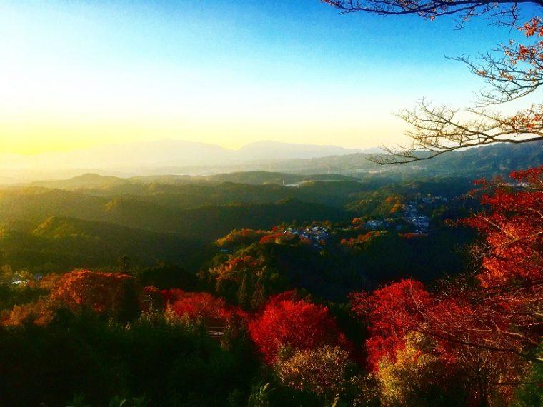 関西・奈良のおすすめ紅葉スポット「吉野山」