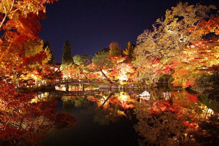 関西・京都のおすすめ紅葉スポット「永観堂(禅林寺)」