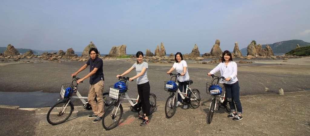 串本レンタサイクル