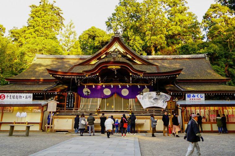 関西の初詣におすすめの神社|大神神社