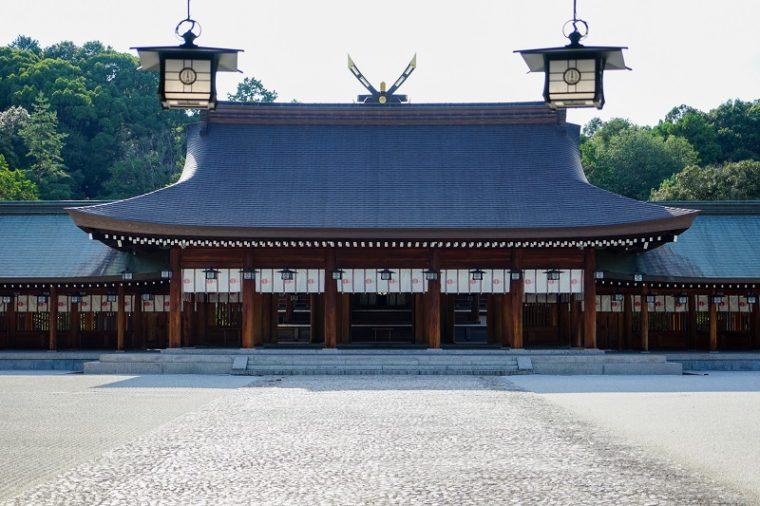 関西の初詣におすすめの神社|橿原神宮