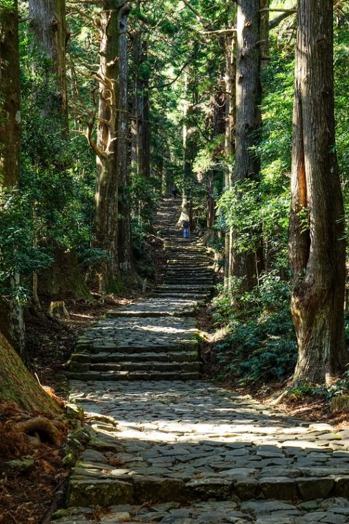 熊野那智大社|大門坂
