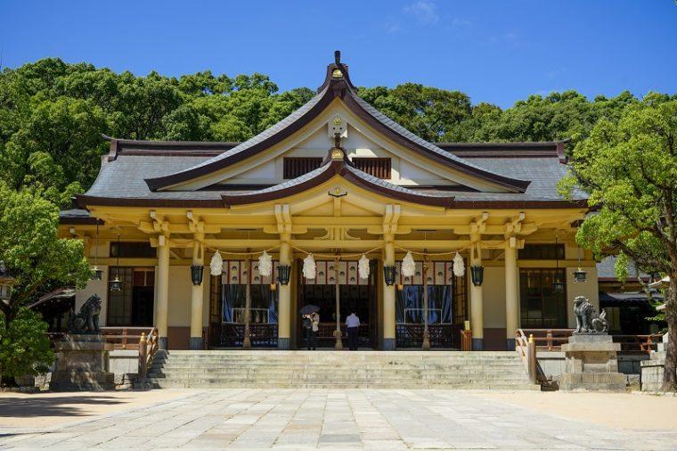 関西の初詣におすすめの神社|湊川神社