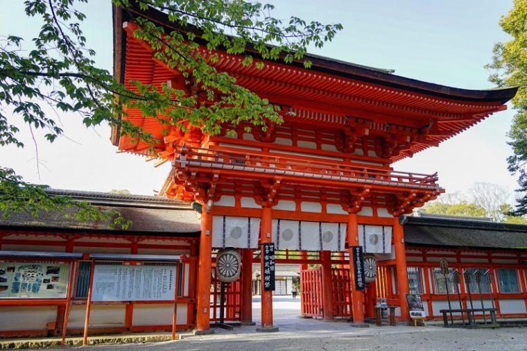 関西の初詣におすすめの神社|下鴨神社