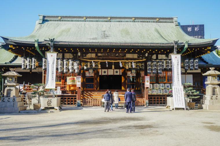 関西の初詣におすすめの神社|大阪天満宮