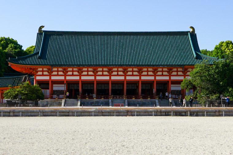関西の初詣におすすめの神社|平安神宮