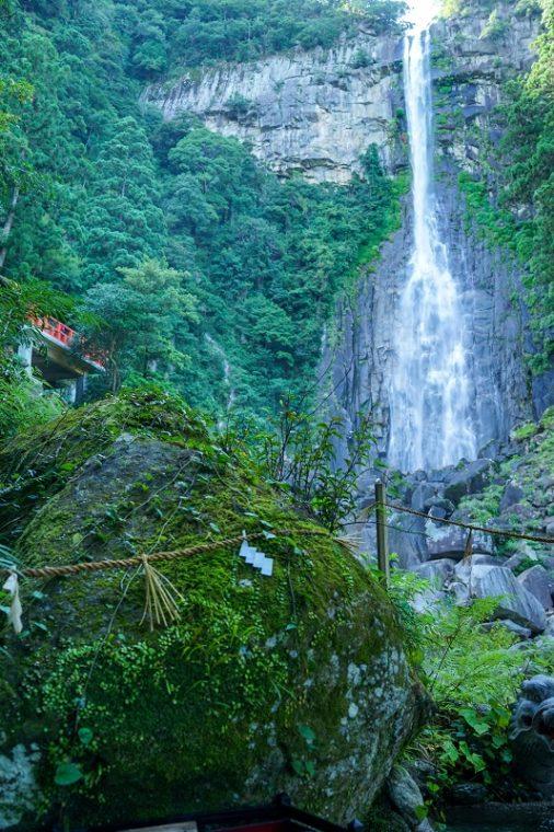 和歌山の絶景スポット「那智の滝(那智大滝)」