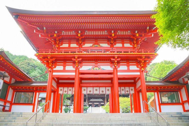 関西の初詣におすすめの神社|近江神宮