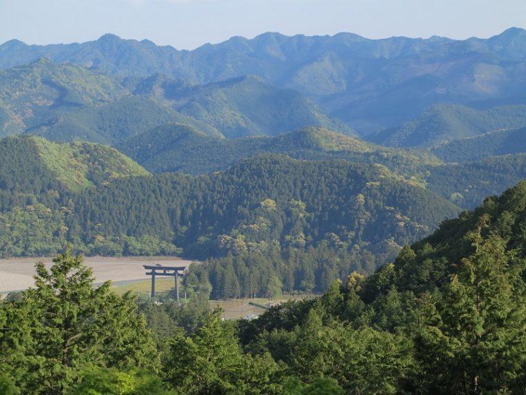 和歌山の絶景スポット「大斎原」