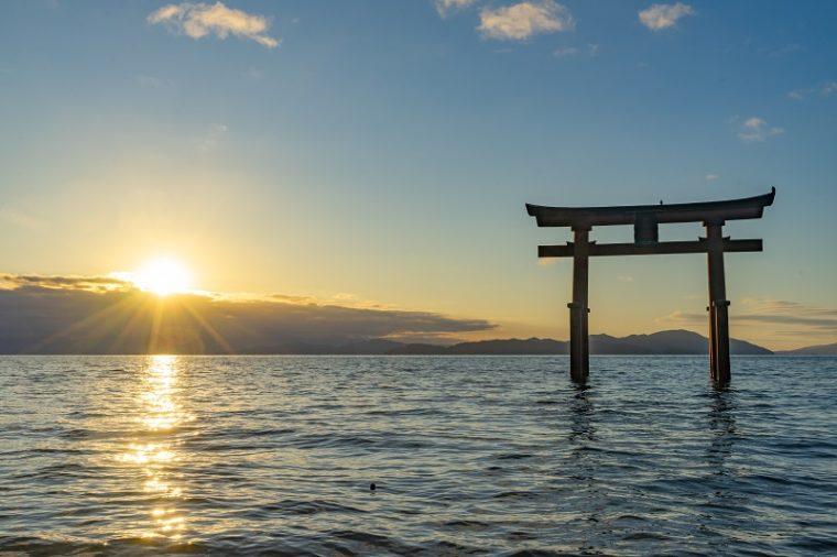 関西のおすすめ絶景スポット「白髭神社」