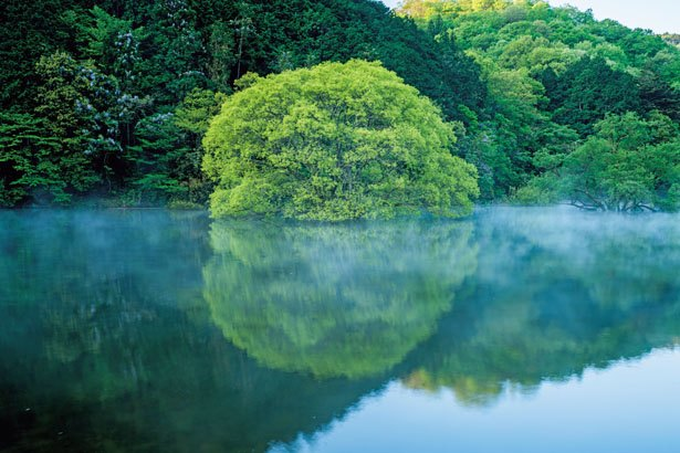 奈良のおすすめ絶景スポット「室生湖」