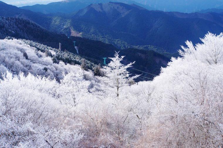 大阪のおすすめ絶景スポット「金剛山」