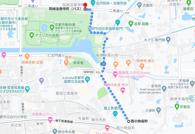 京都の桜の名所「蹴上インクライン」|見頃や開花情報、アクセスを紹介