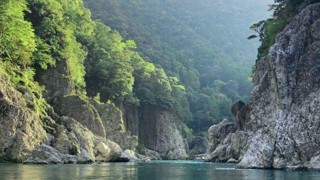 関西から行く絶景・観光一覧|瀞峡