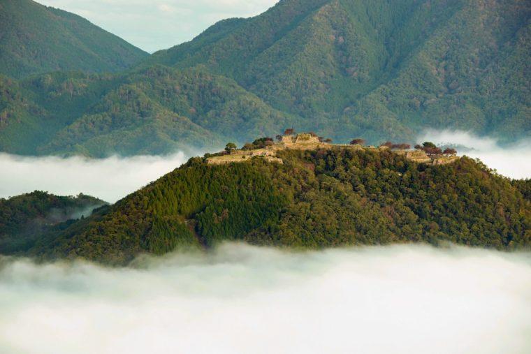 関西の絶景「竹田城跡」
