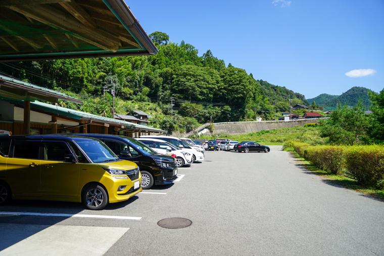 あらぎ島駐車場