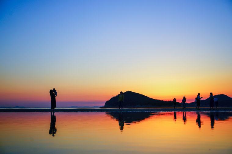 関西から行く絶景「四国 父母ヶ浜」