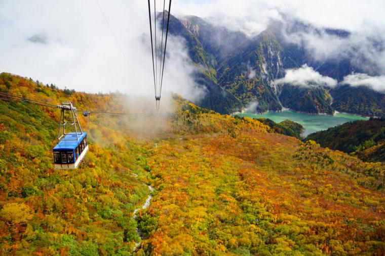 関西から行く絶景「北陸 立山黒部アルペンルート 大観峰」