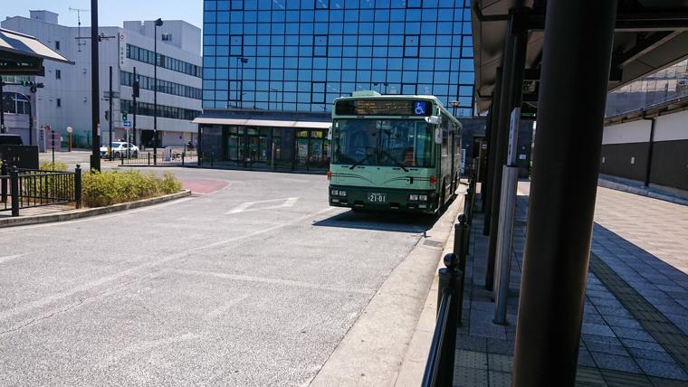 下赤阪の棚田|富田林駅のバスのりば