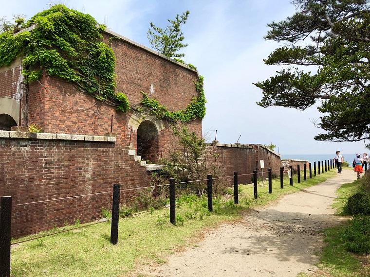 友ヶ島|第2砲台跡