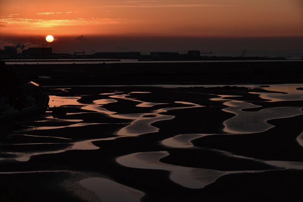 兵庫県の絶景「新舞子浜」